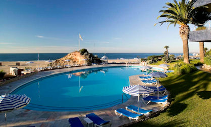 Pool Hotel Algarve Casino