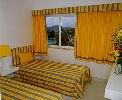Montechoro Clube 99 Bedroom