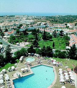 Hotel Montechoro Albufeira Algarve Portugal Leisure
