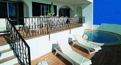 Vale Do Lobo Superior 2 Schlafzimmer Appartement Mit Pool