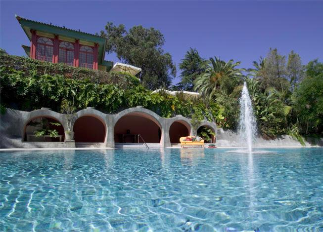 Piscina exterior pestana palace hotel lisbon portugal - Hotels in lisbon portugal with swimming pool ...