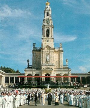 Fatima Sanctuary - Fatima, Central Portugal - Tourism Information ...