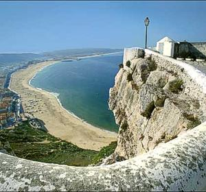 Nazare Cental Portugal Tourism Information And Guide - Portugal map nazare