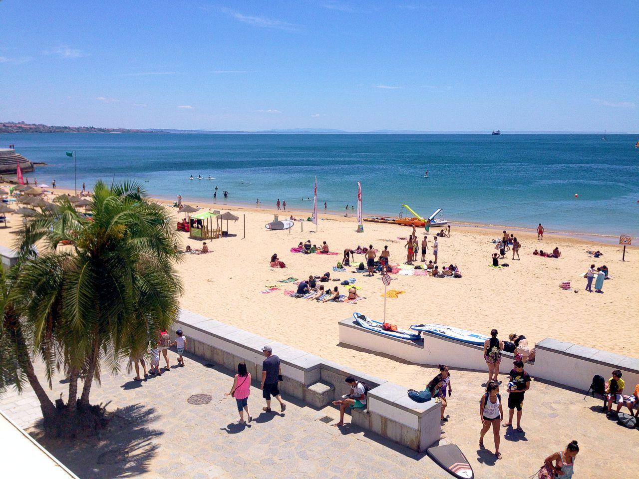 Beaches Of Cascais Estoril And Oeiras Portugal