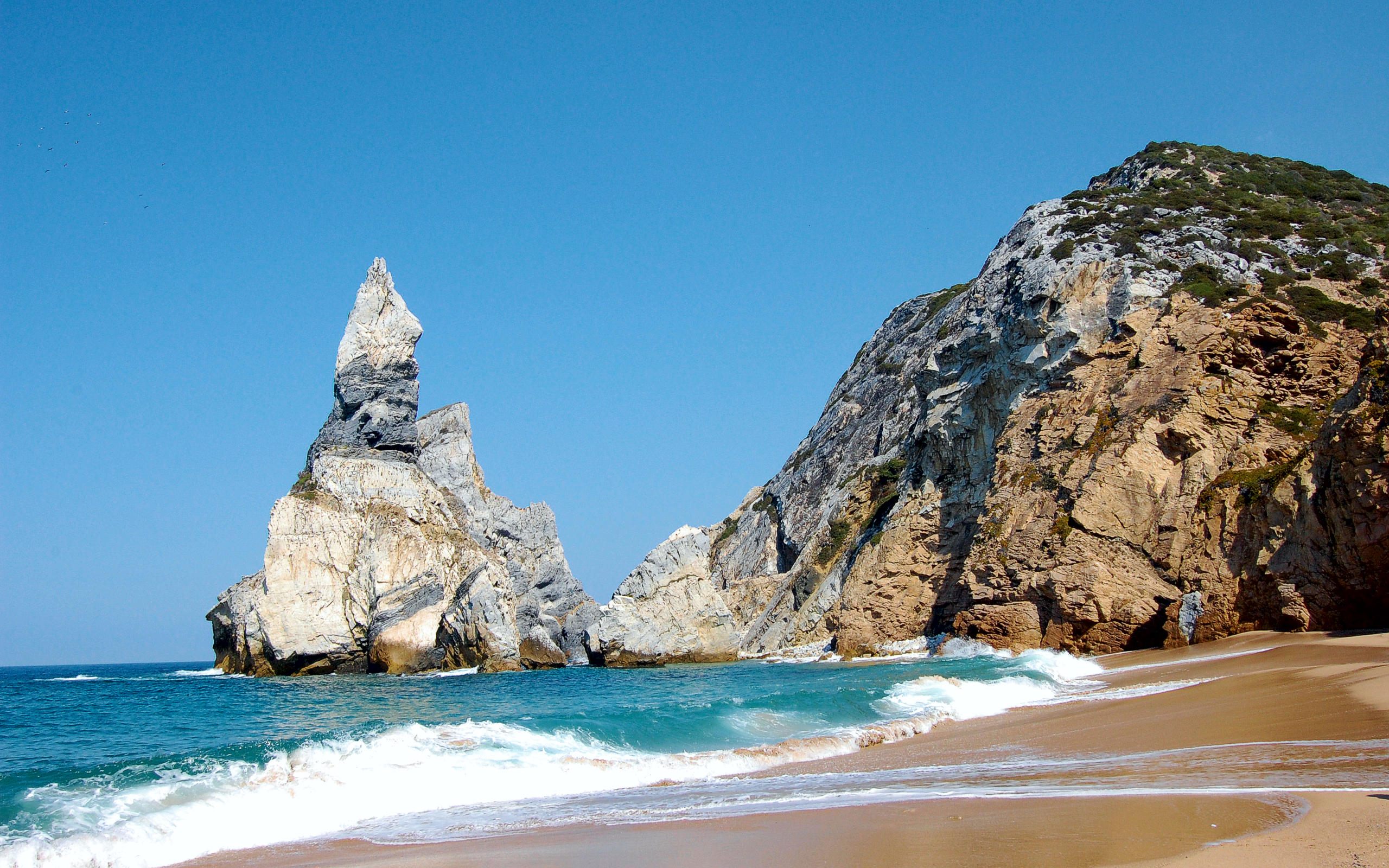 Beaches of Sintra, Portugal