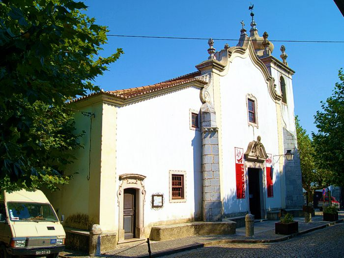 Santo Pedro de Penaferrim Church