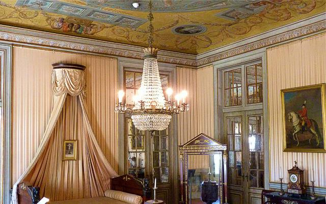 Princess Maria Francisca Benedita's Bedroom of Queluz Palace