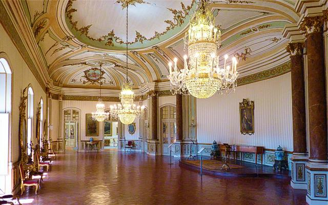 Music Room of Queluz Palace