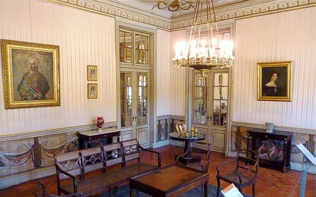 Smoking Room of Queluz Palace