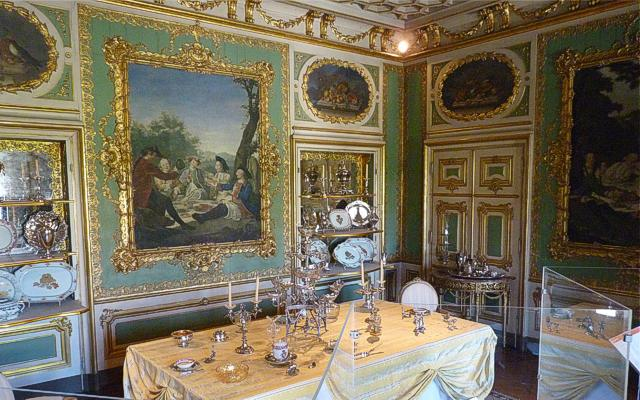 Tea Room of Queluz Palace