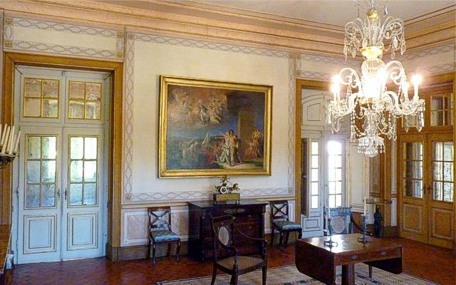 Waiting Room of Queluz Palace