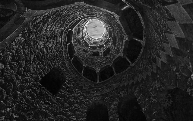 Initiation Well at the Quinta da Regaleira