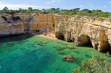 Beaches of Central Algarve: Lagoa, Silves, Albufeira, Loulé